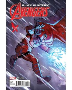 All-New All-Different Avengers (2015) #  12 DEATH OF X VARIANT (9.2-NM)