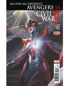 All-New All-Different Avengers (2015) #  14 (9.0-NM)