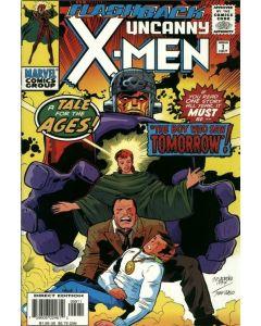 Uncanny X-Men (1963) #   -1 (8.0-VF) MINUS ONE