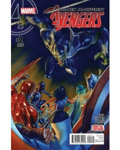 All-New All-Different Avengers (2015) #   2 (8.0-VF)
