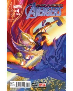 All-New All-Different Avengers (2015) #   4 (8.0-VF)