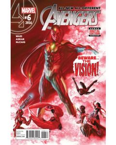 All-New All-Different Avengers (2015) #   6 (8.0-VF)