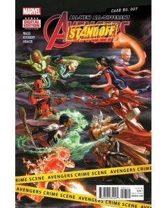 All-New All-Different Avengers (2015) #   7 (8.0-VF)