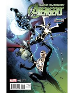 All-New All-Different Avengers (2015) #   9 Apocalypse Variant (9.2-NM)