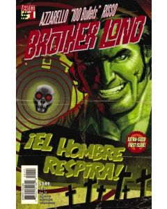 100 Bullets Brother Lono (2013) #   1-8 COMPLETE SET (9.0-NM)