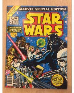 Marvel Special Edition Star Wars (1977) #   2 (5.0-VGF) (1187711) TREASURY SIZE