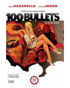 100 Bullets TPB (2014) #   4 1st Print (9.2-NM) Deluxe Edition