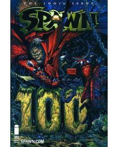 Spawn (1992) # 100 Todd McFarlane Variant (7.0-FVF)