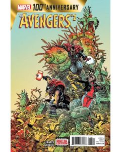 100th Anniversary Special Avengers (2014) #   1 Cover A (6.0-FN)