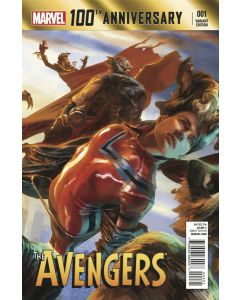 100th Anniversary Special Avengers (2014) #   1 Cover B Variant (7.0-FVF)