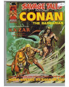 Savage Tales MAGAZINE (1971) #   5 (8.0-VF) (291651)