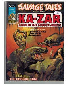 Savage Tales MAGAZINE (1971) #   7 (8.5-VF+) (291675)