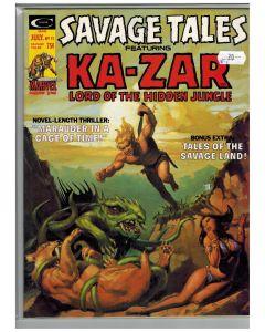 Savage Tales MAGAZINE (1971) #  11 (8.5-VF+) (291705)