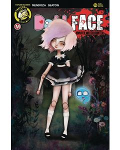 DollFace (2017) #  10 Cover E (9.4-NM) Ltd to 1500