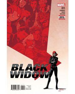 Black Widow (2016) #  11 (9.0-NM)