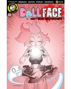DollFace (2017) #  11 Cover A (9.4-NM)