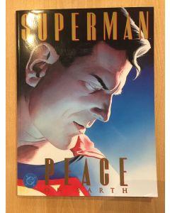 Superman Peace on Earth GN (1998) #   1 (7.0-FVF) (1187636) DC Treasury