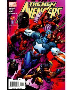 New Avengers (2005) #  12 (7.0-FVF)