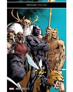 Avengers (2018) #  12 (8.0-VF)