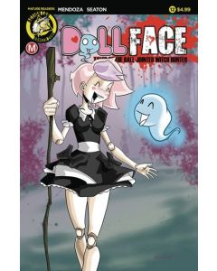 DollFace (2017) #  12 Cover A (9.4-NM)
