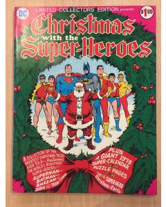 Christmas with the Super-Heroes (1975) #   C-34 (7.0-FVF) (1186844) DC Treasury Edition