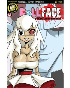 DollFace (2017) #  13 Cover A (9.4-NM)