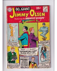 80 Page Giant (1964) #  13 (4.0-VG) (1383779) Jimmy Olsen