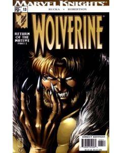 Wolverine (2003) #  13 (8.0-VF)
