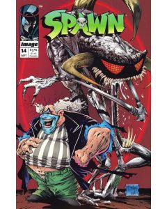 Spawn (1992) #  14 (7.0-FVF) Violator