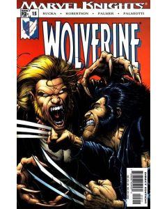 Wolverine (2003) #  15 (9.0-NM)