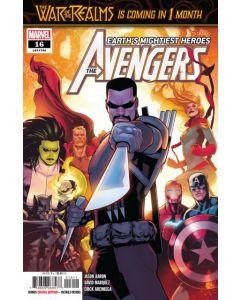 Avengers (2018) #  16 (9.0-NM)