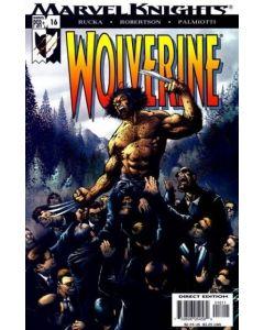 Wolverine (2003) #  16 (6.0-FN)