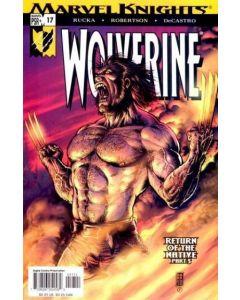 Wolverine (2003) #  17 (6.0-FN)
