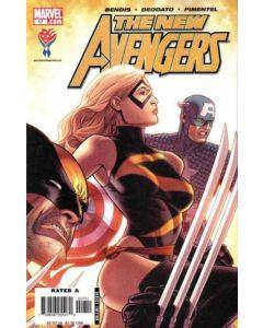 New Avengers (2005) #  17 (8.0-VF)