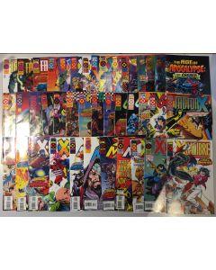 Age of Apocalypse (1995) (8.0-VF) COMPLETE SET 41 Comic Books