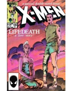 Uncanny X-Men (1963) # 186 (8.0-VF)
