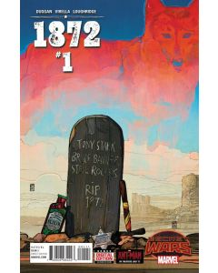 1872 (2015) #   1 Cover A (6.0-FN)