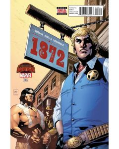 1872 (2015) #   2 Cover A (6.0-FN)