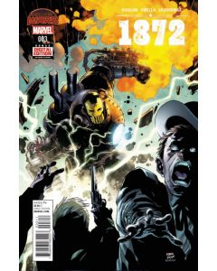 1872 (2015) #   3 Cover A (6.0-FN)