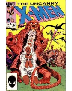 Uncanny X-Men (1963) # 187 (8.0-VF)
