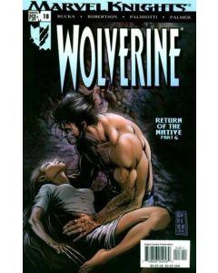 Wolverine (2003) #  18 (9.0-NM)