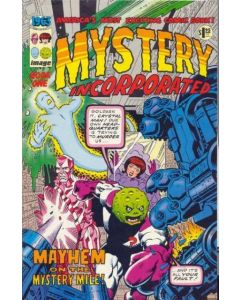 1963 Mystery Incorporated (1993) #   1-6 (5.0/8.0-VGF/VF) Alan Moore Price tag COMPLETE SET
