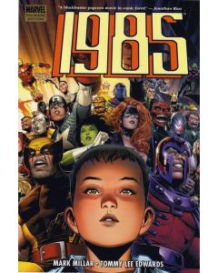 1985 HC (2009) #   1 Cover B 1st Print (9.0-VFNM)