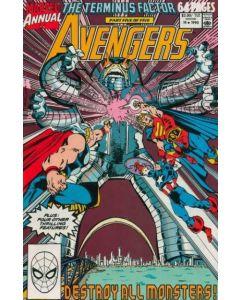 Avengers (1963) ANNUAL #  19 (8.0-VF)