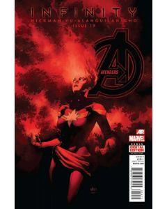 Avengers (2012) #  19 (9.0-NM)