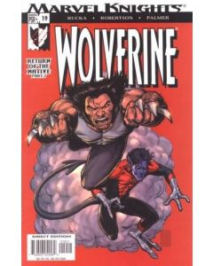 Wolverine (2003) #  19 (9.0-NM)