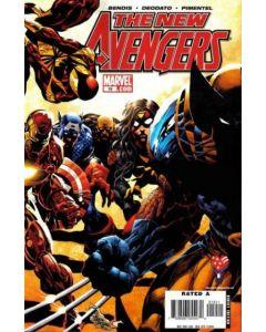 New Avengers (2005) #  19 (9.0-NM)
