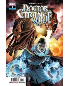 Doctor Strange (2018) #   1 (9.2-NM)