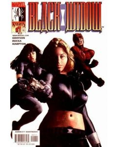 Black Widow (2001) #   1 (8.0-VF)