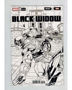Black Widow (2020) #   1 One per store Variant (9.2-NM) Ed McGuiness cover